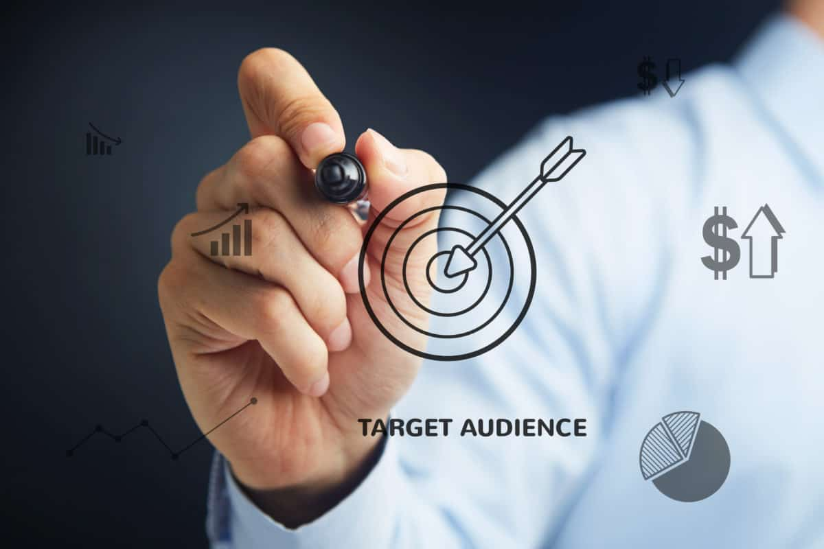 The 2nd tip for a more efficient website: your target audience