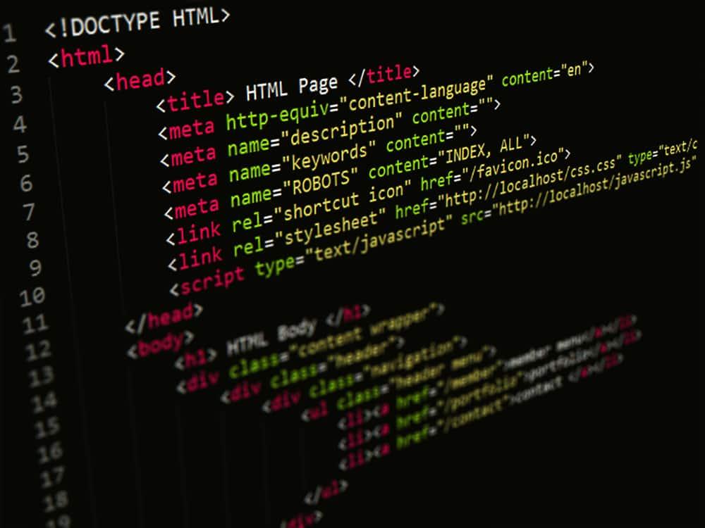 Alt-Information, klein und Meta-Keywords