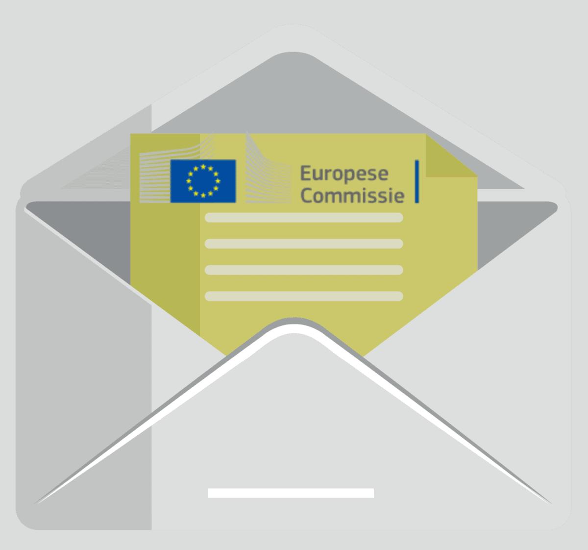 Open brief aan de Europese regering